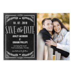 Beautiful Love Save The Date Card Invitation Card