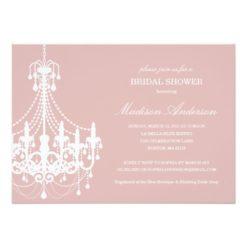New Elegance | Bridal Shower Invitation Card