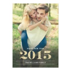 New Year Cards   2015 Invitation Card