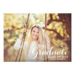 Sweetest Grad | Graduation Invitation Card