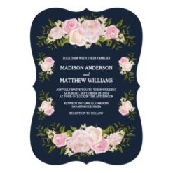 The Garden   Wedding Invitation Card