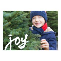 Casual Joy Script   Christmas Holiday Announcement