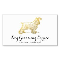 Dog Care Business | Dog Lover Business Card