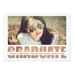 Stellar Year Graduation Card | Class Of 2016