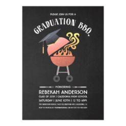 Graduation Party Invitations | BBQ Party